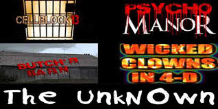 Cheap Halloween Haunt Tickets by Home