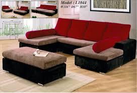 sofa l shape sofa red l shaped sofa home design furniture decorating