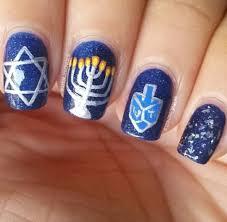 hanukkah nail nail hanukkah nail inspiration