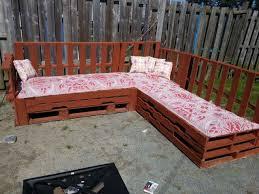 comment fabriquer un canap en bois de palette tuto salon de jardin avec des palettes comment fabriquer un canape