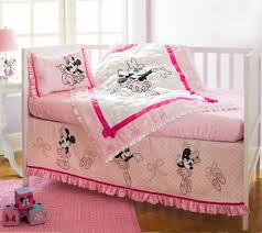 Ballerina Crib Bedding Minnie Mouse Nursery Collection Disney Baby