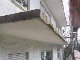 balkon sanierung balkon und terrassensanierung hoeller bausanierung frankfurt