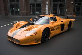 maserati orange maserati mc12 corsa edo competition