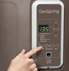 geospring hybrid electric water heater geh50deedsc ge appliances