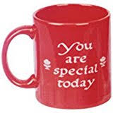 you are special today plate waechtersbach you are special today plate and mug set