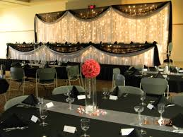 wedding backdrop chagne 29 best headtable images on curtains wedding