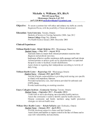 registered nurse resume examples resume examples and free resume