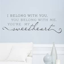 you re my sweetheart wall quotes decal wallquotes com you re my sweetheart wall quotes decal