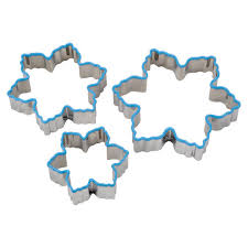 celebrate it cookie cutters find the snowflake silicone edge cookie cutters by celebrate it