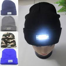 Knit Cap With Led Light Online Get Cheap Knit Cap Led Light Aliexpress Com Alibaba Group