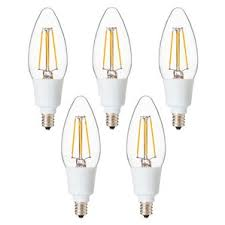 Small Base Led Light Bulbs by E12 Candelabra Bulb Base Light Bulbs You U0027ll Love Wayfair