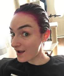 what to be careful for when dying thin hair diy pink ombre hair tutorial the luxury spot