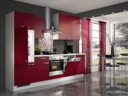 Glossy Kitchen Cabinets 10 Best Kitchen Red Images On Pinterest Red Kitchen Cabinets