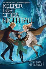 When Does Barnes And Nobles Open Nightfall By Shannon Messenger Hardcover Barnes U0026 Noble