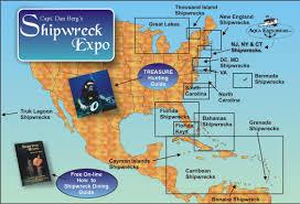 florida shipwrecks map shipwrecks shipwreck expo directory capt dan berg s guide to
