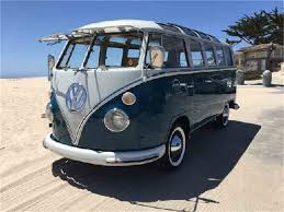 Classic Volkswagen Bus For Sale On Classiccars Com