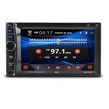 amazon com car stereo xo vision 6 2 inch wireless bluetooth