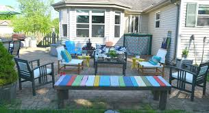 How To Redo Metal Patio Furniture - celebrating outdoor living how to add function u0026 style u2022 our