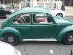 Vw Beetle Classic Interior Sell Used Classic 1969 Volkswagen Beetle Semi Automatic Leather