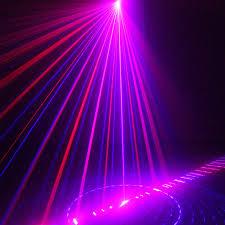 new suny outdoor indoor 9 patterns blue laser projector