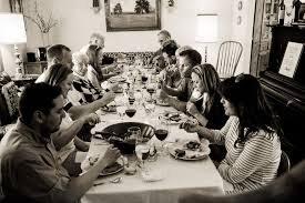 thanksgiving documentary family photography in denver day in the