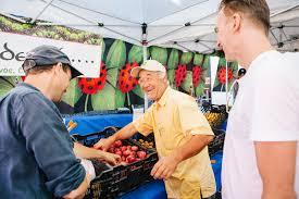 Cherry Point Farm Market by The Hollywood Farmers U0027 Market A Hub For Socal U0027s Diverse Culinary