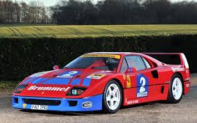 how many f40 are left classified spotlight f40 gt motor sport magazine