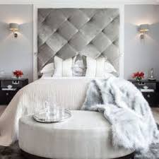 miami dramatic headboards bedroom contemporary with upholstered