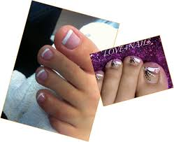 how to french manicure on toes 4 photos u2013 manicurez org