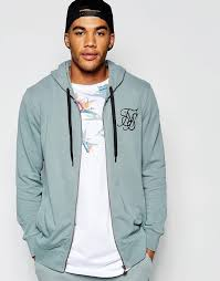 siksilk zip up hoodie where to buy u0026 how to wear
