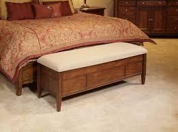 Bedroom Storage Wood Bedroom Storage Bench Gen4congress Com