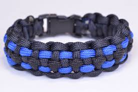 paracord bracelet style images Make a law enforcement police style paracord bracelet jpg