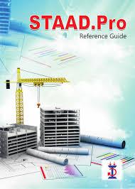 staad pro reference guide u2013 chetan prakashan