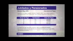 www anses calendario pago a jubilados pensionados 2016 cronograma de pago jubilados y pensionados youtube
