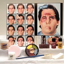Halloween Makeup Kit by Amazon Com Loftus International Graftobian Severe Trauma Make Up