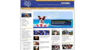 Santa Monica College Map Website Design U2013 Santa Monica College Re Design Mavi Laidlaw