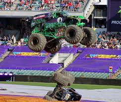 monster truck show in houston major announcement monster jam snowdrop foundation