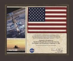 9 11 Remembrance Flag Howard L Kestenbaum