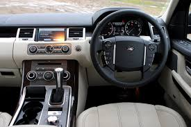 range rover dashboard land rover range rover sport estate review 2005 2013 parkers