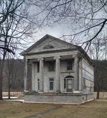 Greek Revival House Plans This Greek Revival Home Once Had Two Symetrical Wings On Either
