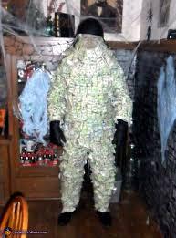 Money Halloween Costume Geico Money Man Halloween Costume