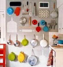 Pegboard Ideas Kitchen Pegboard In Kitchen Peg Board Organizers Pegboard Wall The