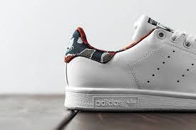 adidas stan smith women adidas stan smith floral womens sneakerfiles