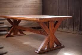 10 ft farmhouse table fresh decoration farmhouse trestle table plans how to build a 10