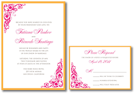 Wedding Invitations With Response Cards Wedding Invitations With Rsvp Cards Wedding Invitations Rsvp