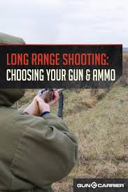 long distance shooting choosing rifle and scope