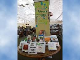 new year s resolutions books 53 best our book displays images on book displays book