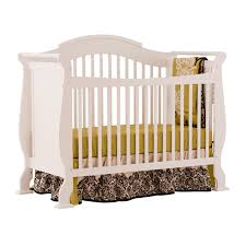 Crib Convertible To Toddler Bed by Decor Lovable White Wood In Nice Design Of Davinci Jenny Lind 3