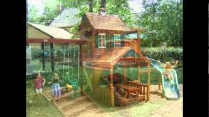 Backyard Playground Ideas YouTube - Backyard playground designs