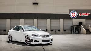 lexus is f usa white bison lexus is f on hre p40sc and wald black bison kit